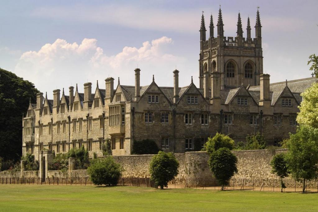 Языковые курсы в Оксфорде