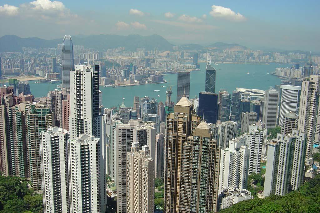 Проживание в Гонконге